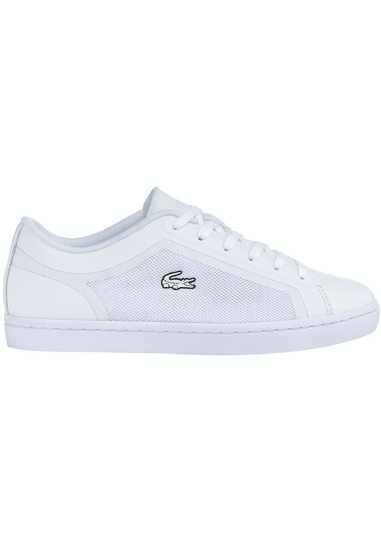 881b2a2e9d5ef8 Womens Lacoste - Straightset 116 4 - White - Under  150 Women s Shoes Sale  - Onceit
