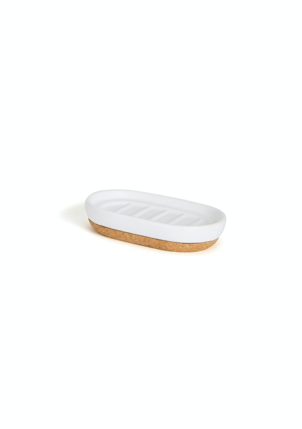 Umbra kera soap dish ck wh minimalist bed bath onceit - Umbra soap dish ...
