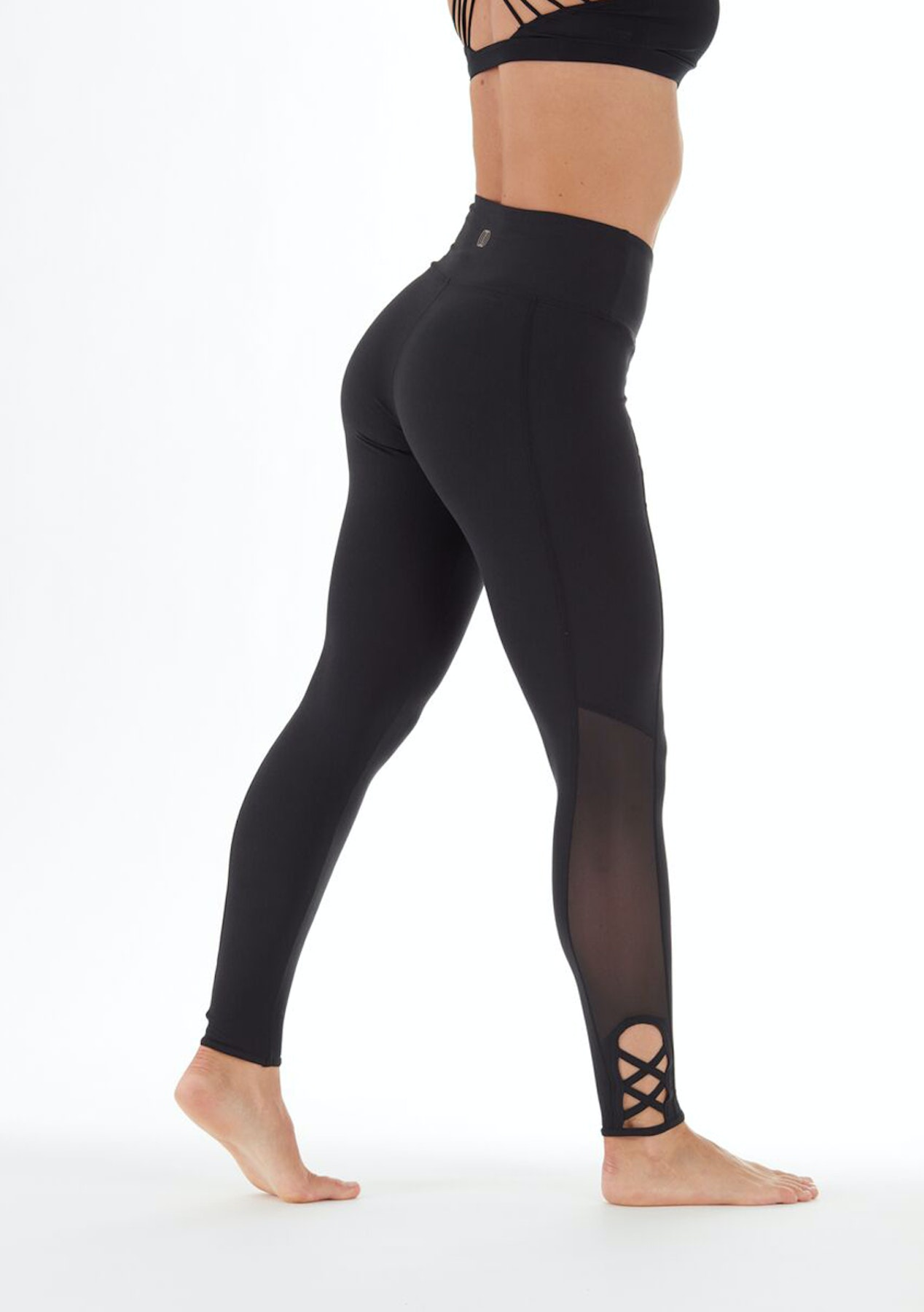 721e6314e2b39 Balance Collection by Marika - Gigi Hw Legging - Black - All New  Activewear: Nothing Over $40 - Onceit