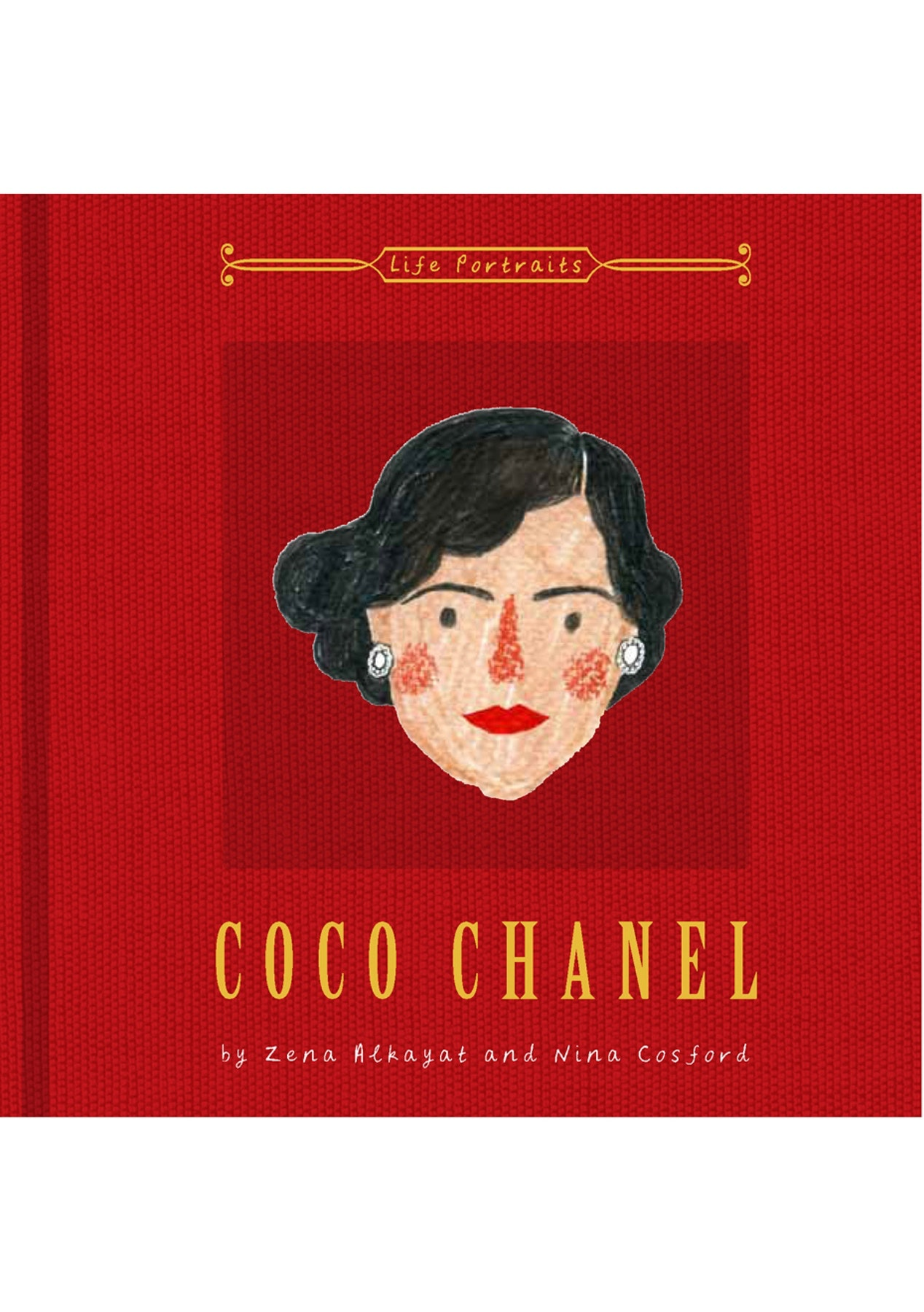 Coco Chanel, by Nina Cosford and Zena Alkayat