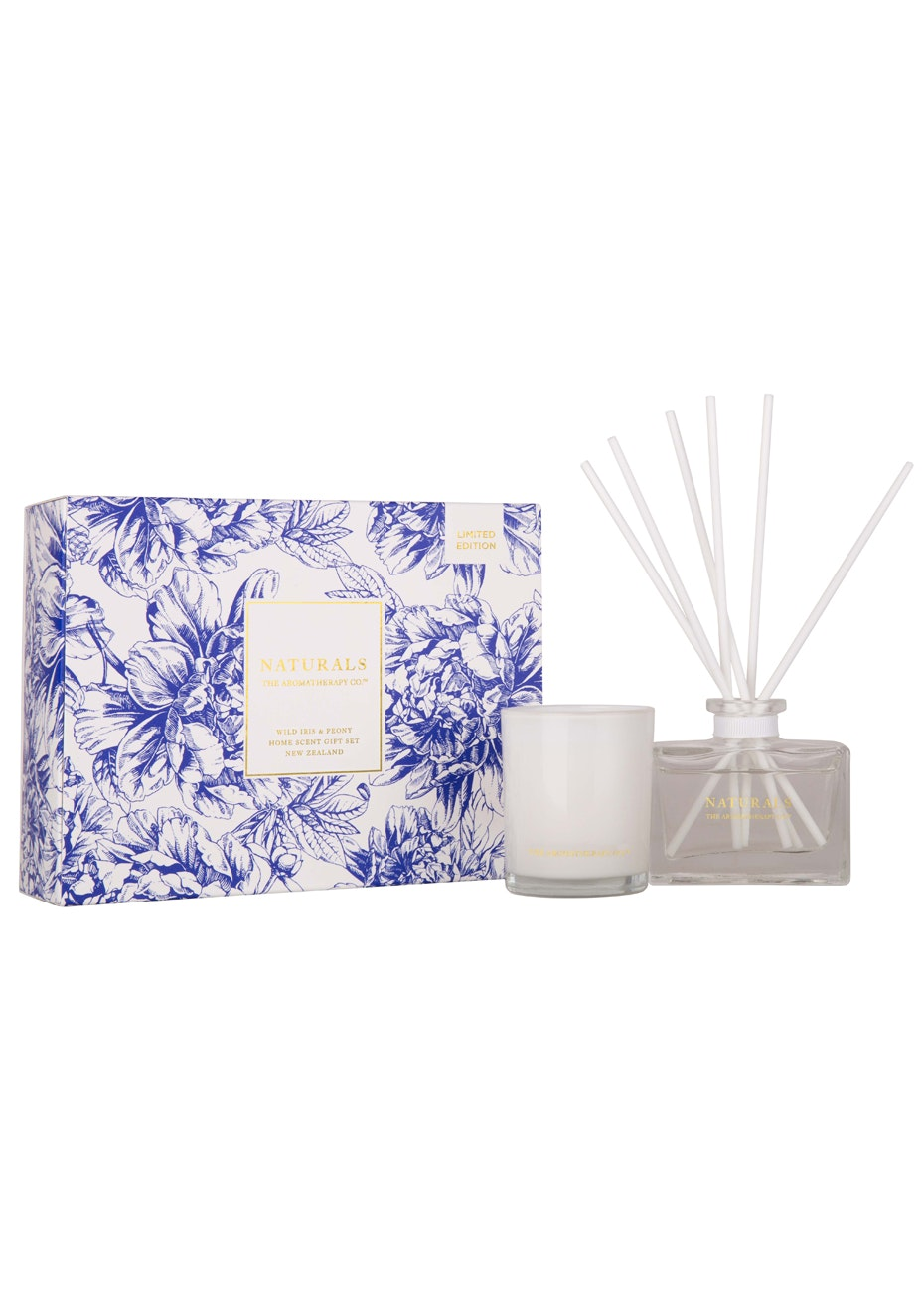 The Aromatherapy Co.  - Home Fragrance Gift Set  -