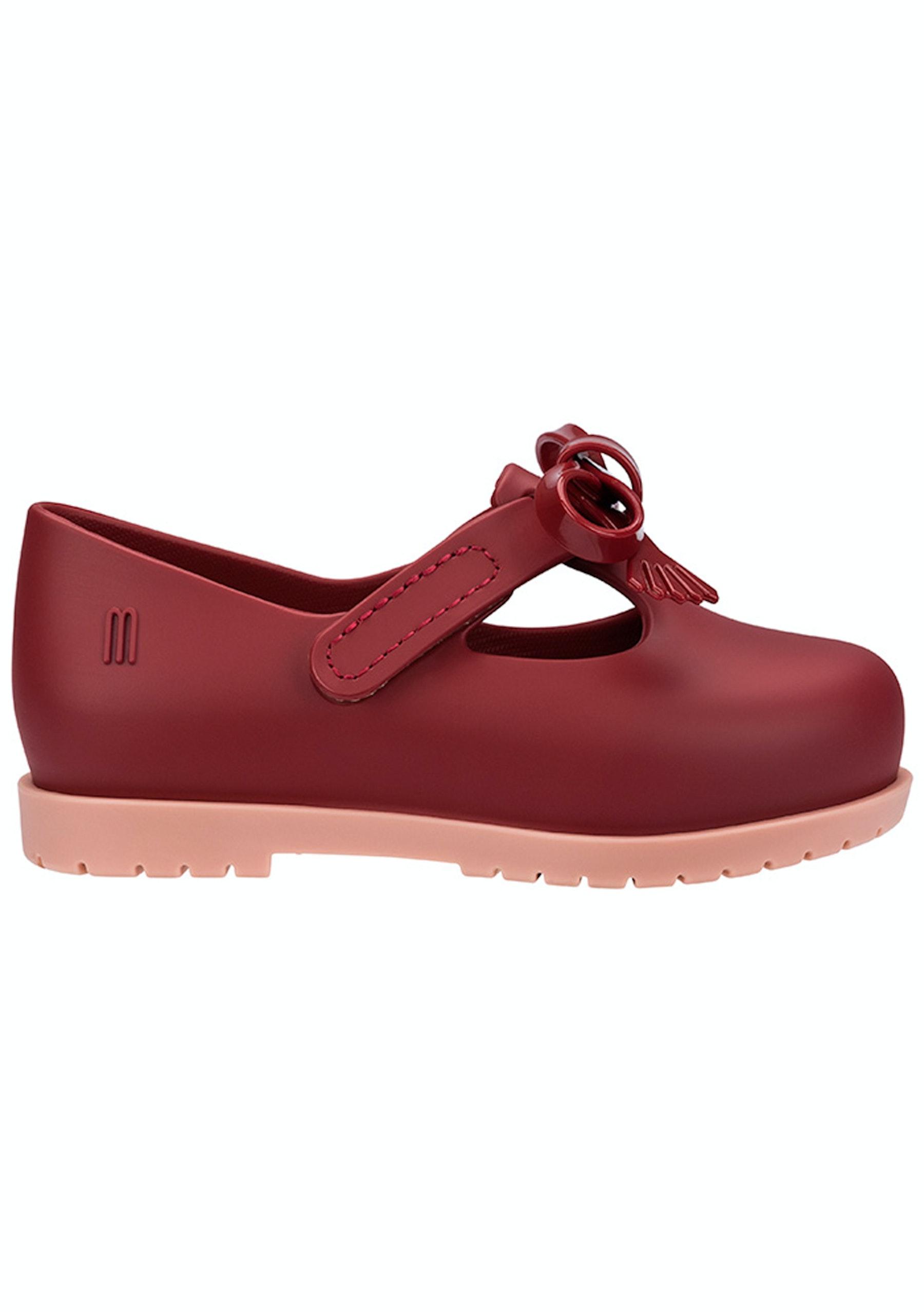 Mini Melissa Classic Baby Rust Matt Big Shoe Sale ceit