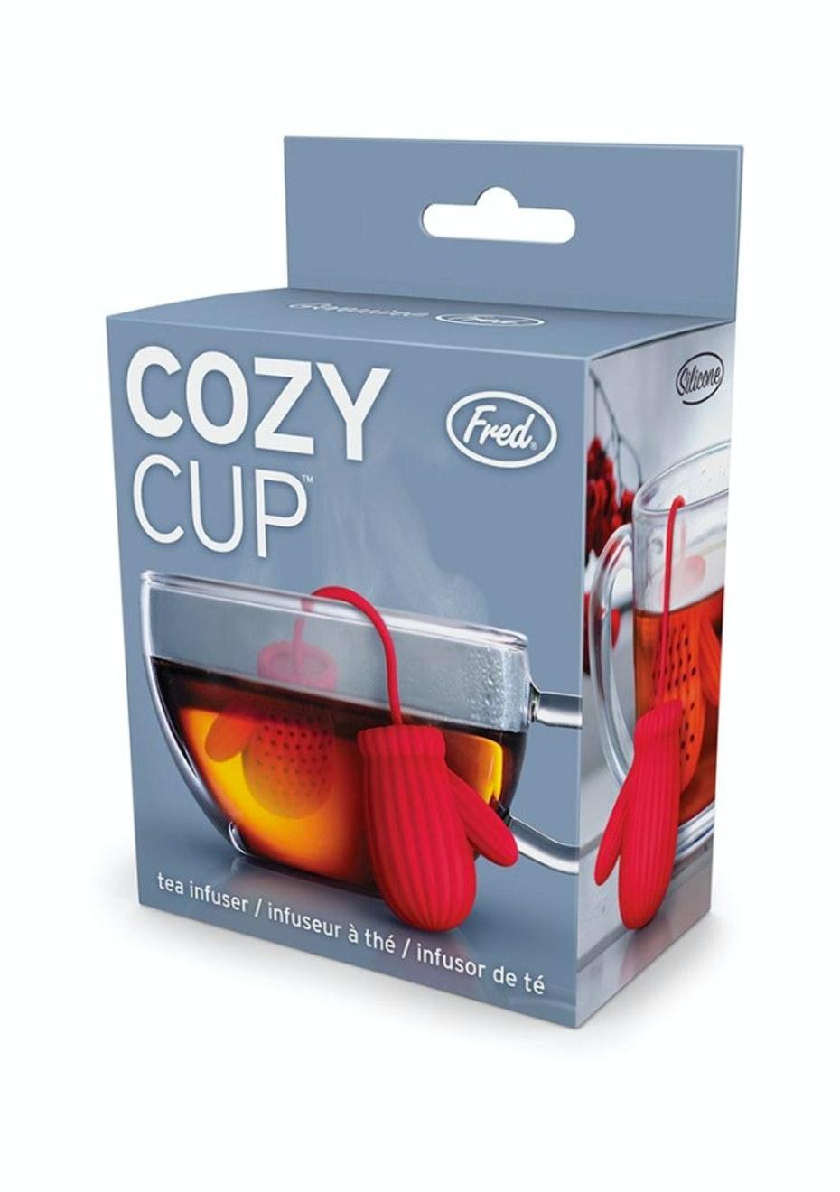 Cozy Cup Tea Infuser