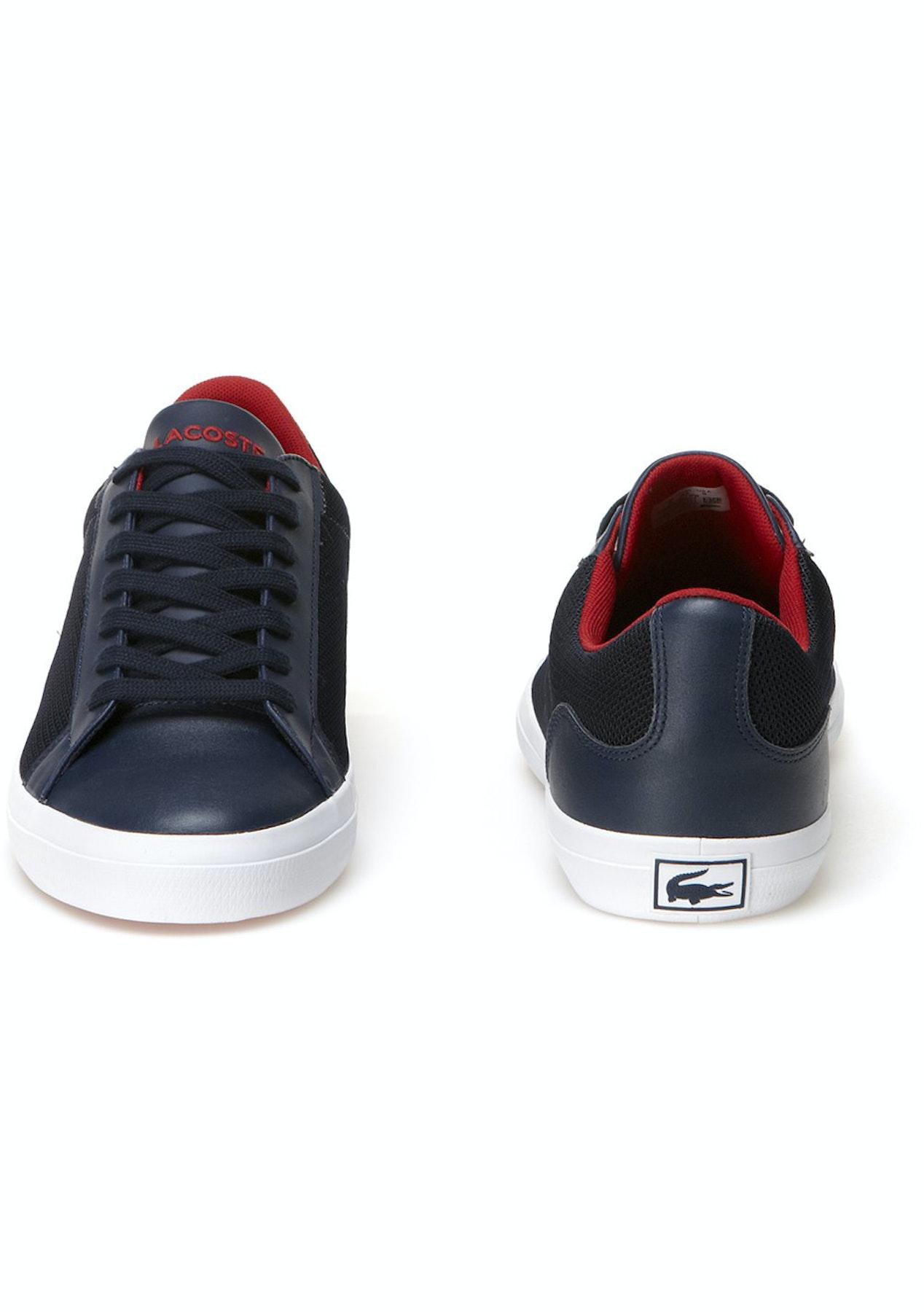 1c44e41759ee3c ... Mens Lacoste - Lerond 116 1 Spm - Navy - Mens Shoe Sale - Onceit pretty  ...