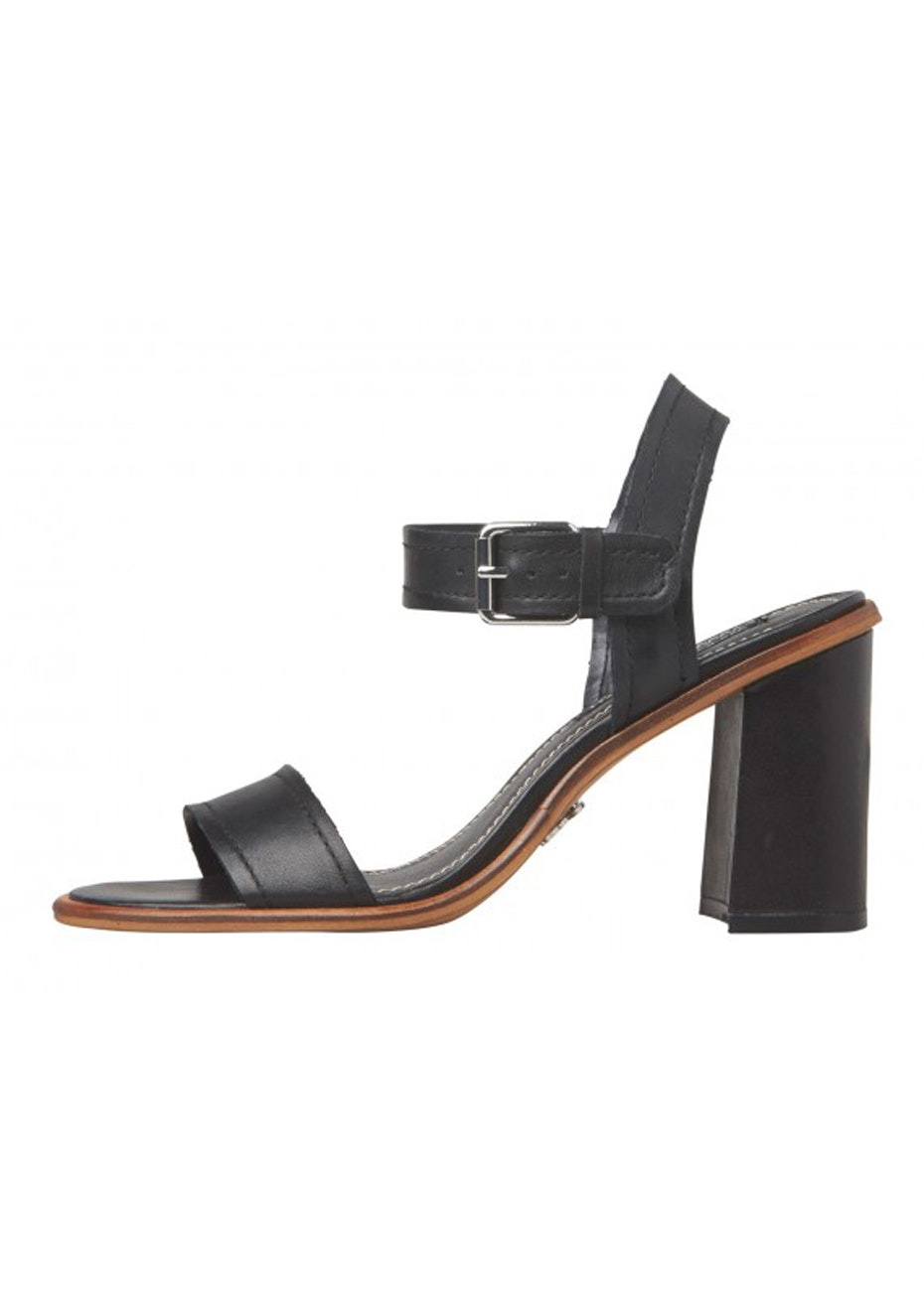 Windsor Smith - Tash - Black Leather