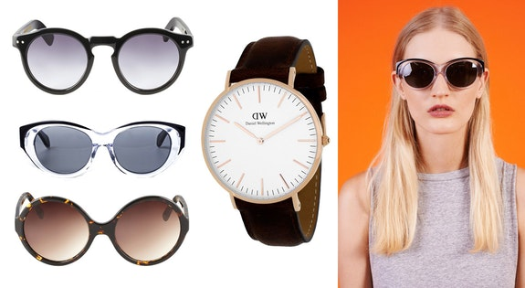 Image of the 'Last Ones: Eyewear & Watches' sale