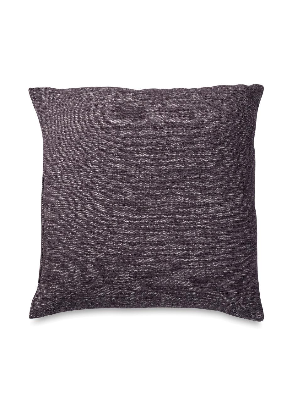 Città - Dolce Linen Cushion Cover - Cocoa