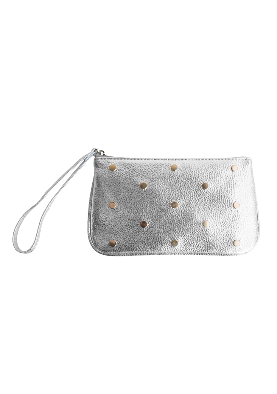 TL+C - Studded Silver Carry Case - Silver