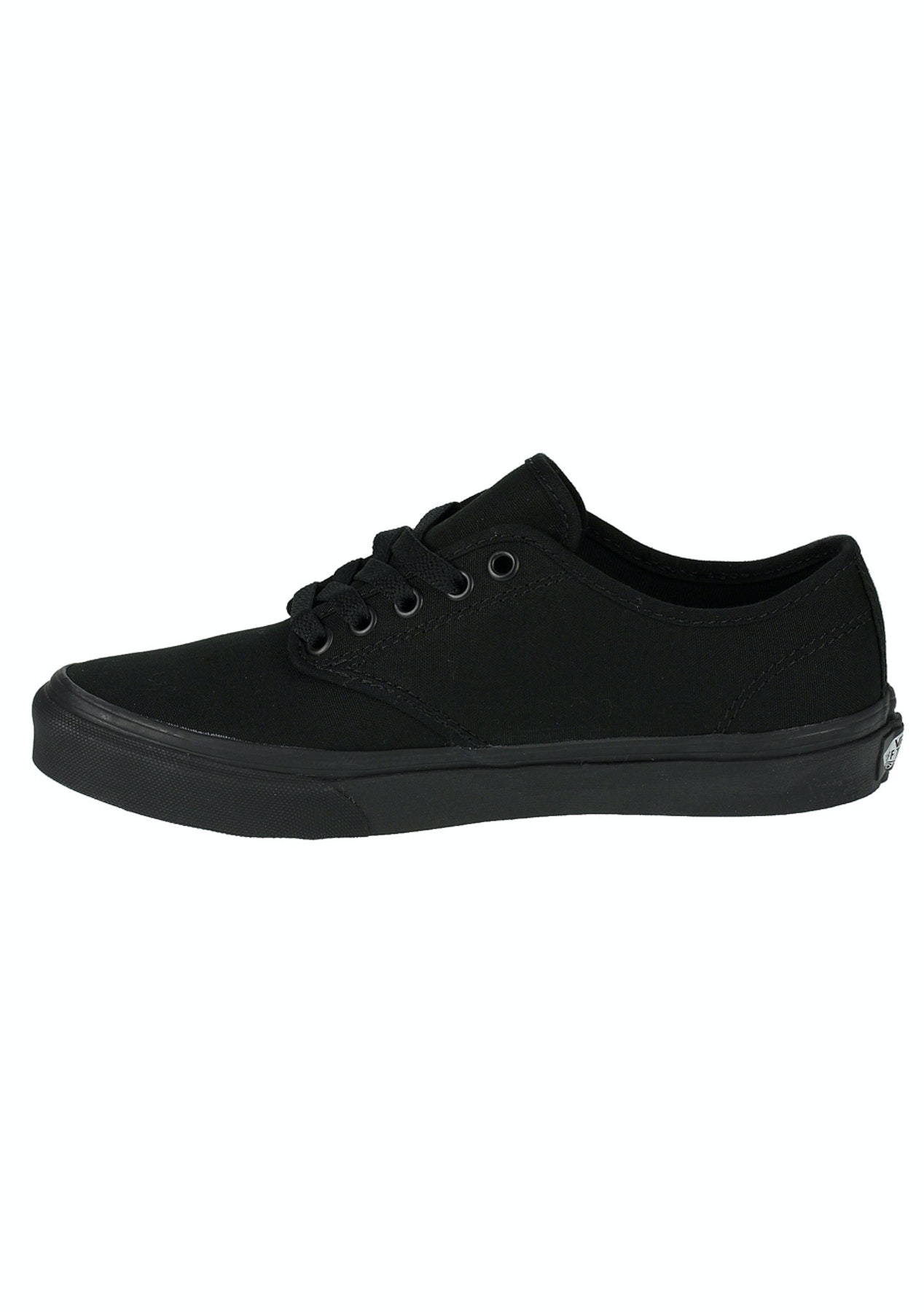 new appearance quality latest Vans - Womens Camden Stripe - Canvas - Black/Black