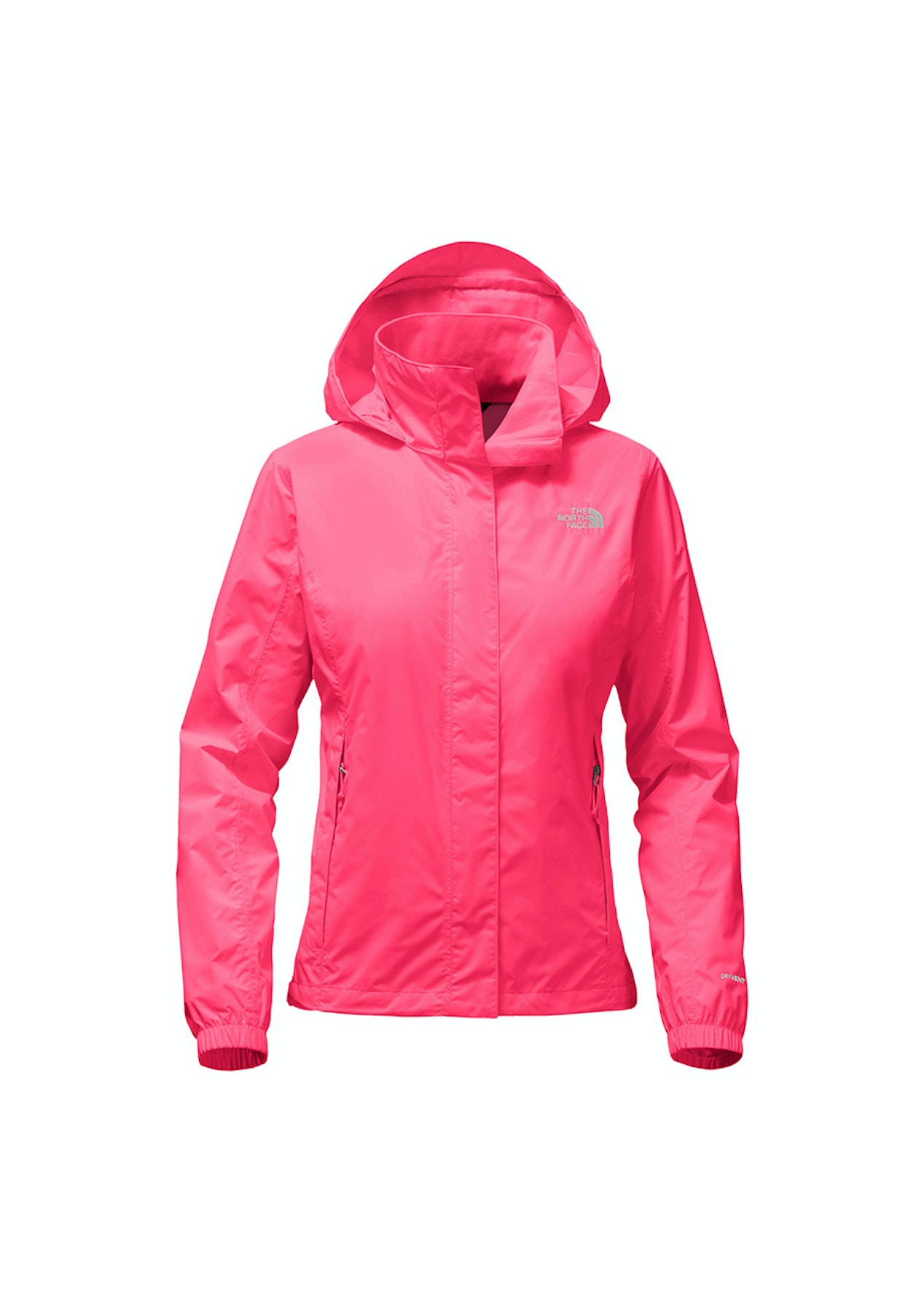 4adeabda4 The North Face - Resolve 2 Jacket Honeysuckle Pink - Womens