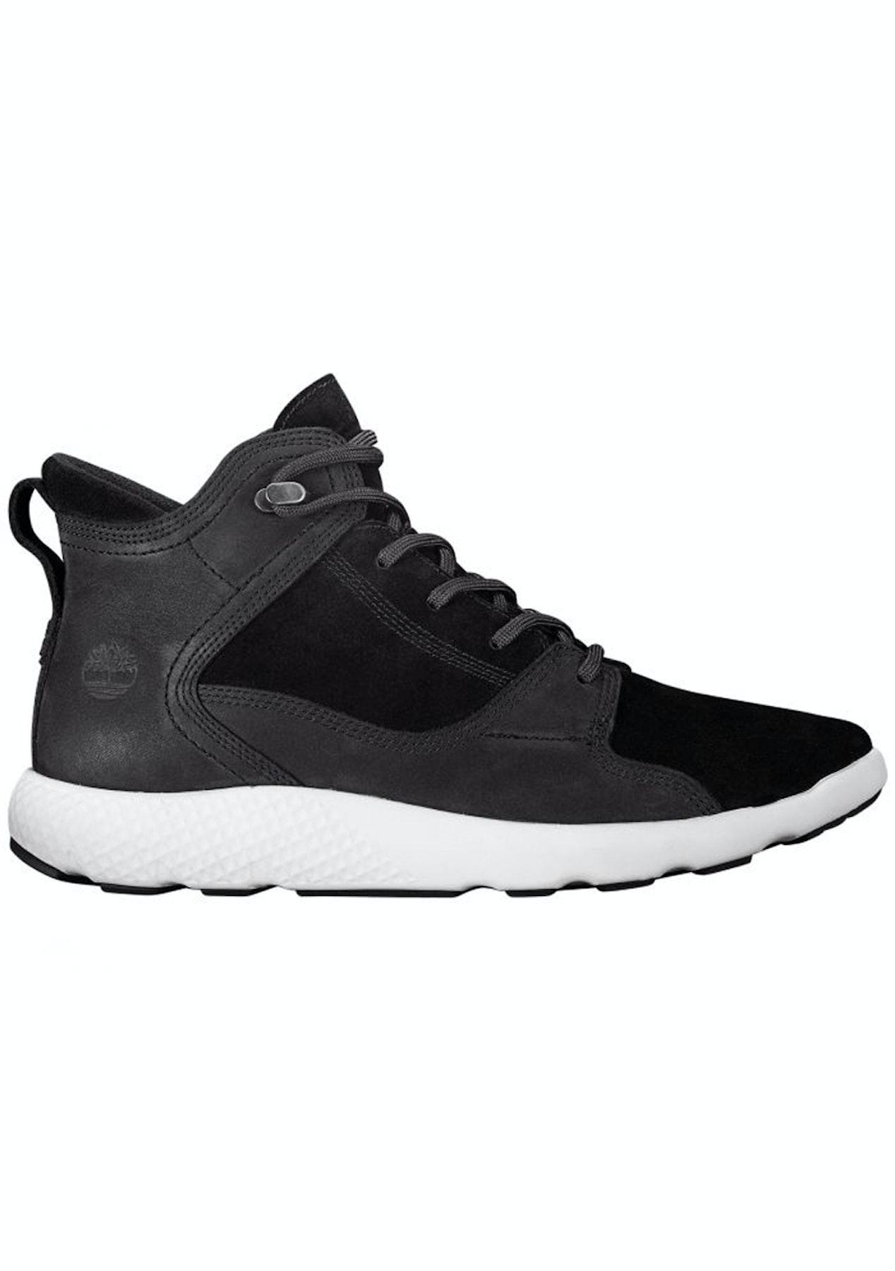 eae883f4cf99 Timberland - A1OB6 Mens Flyroam Leather Hiker - Black - Timberland - Onceit