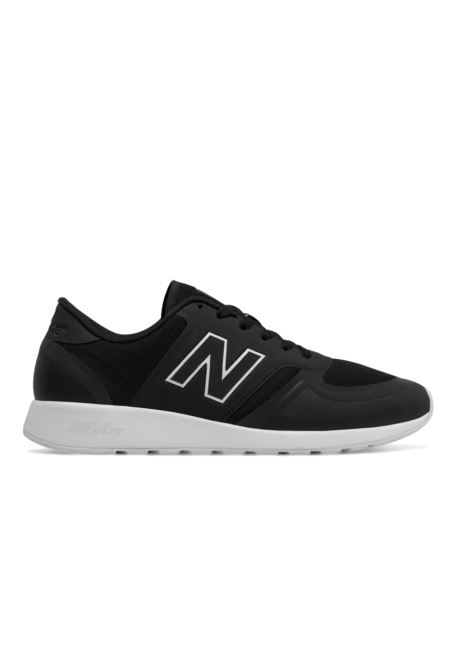 new balance 420 black & pink trainers nz