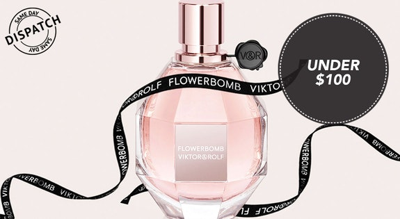 Image of the 'Flower Bomb EDP Under $100' sale