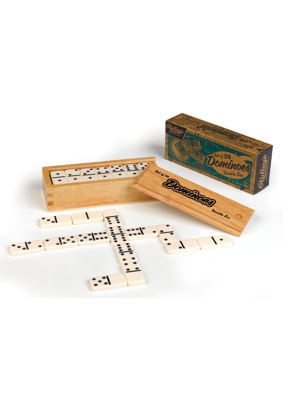 Ridleys - Classic Dominoes