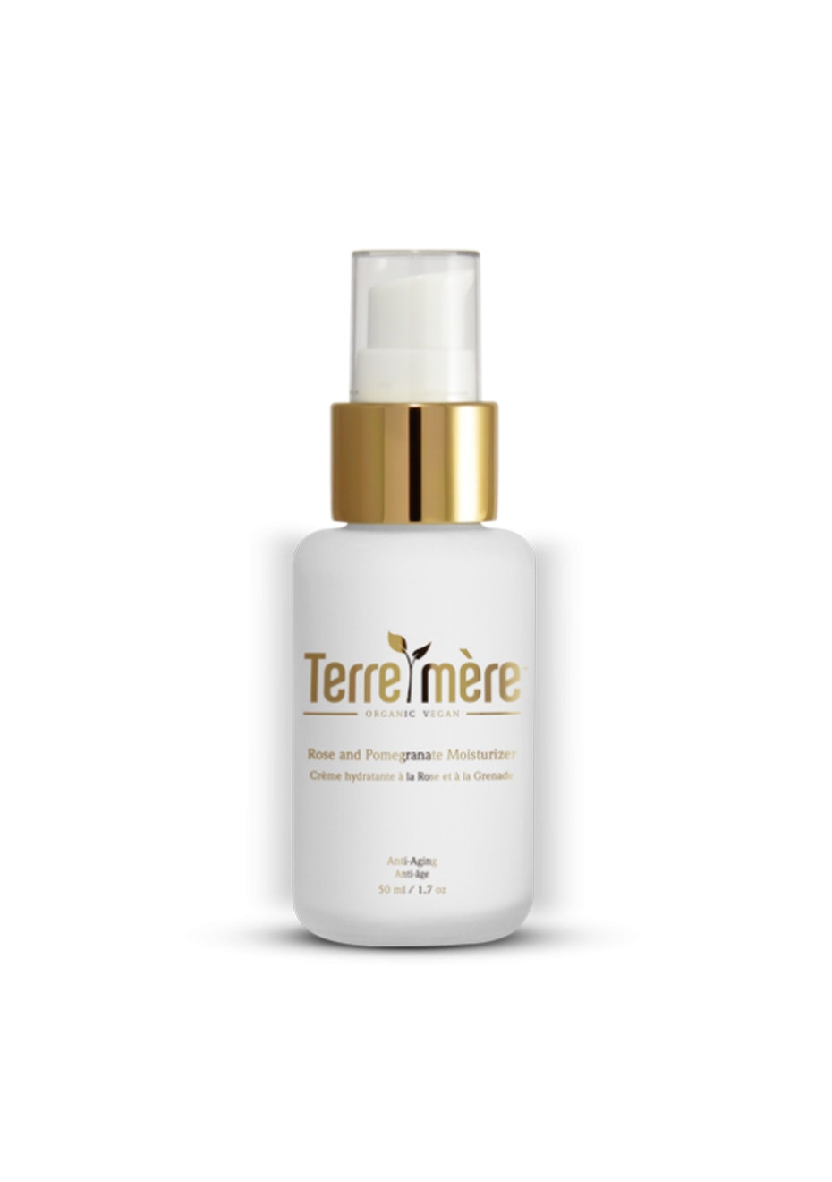 Terre Mere - Rose and Pomegranate Moisturizer