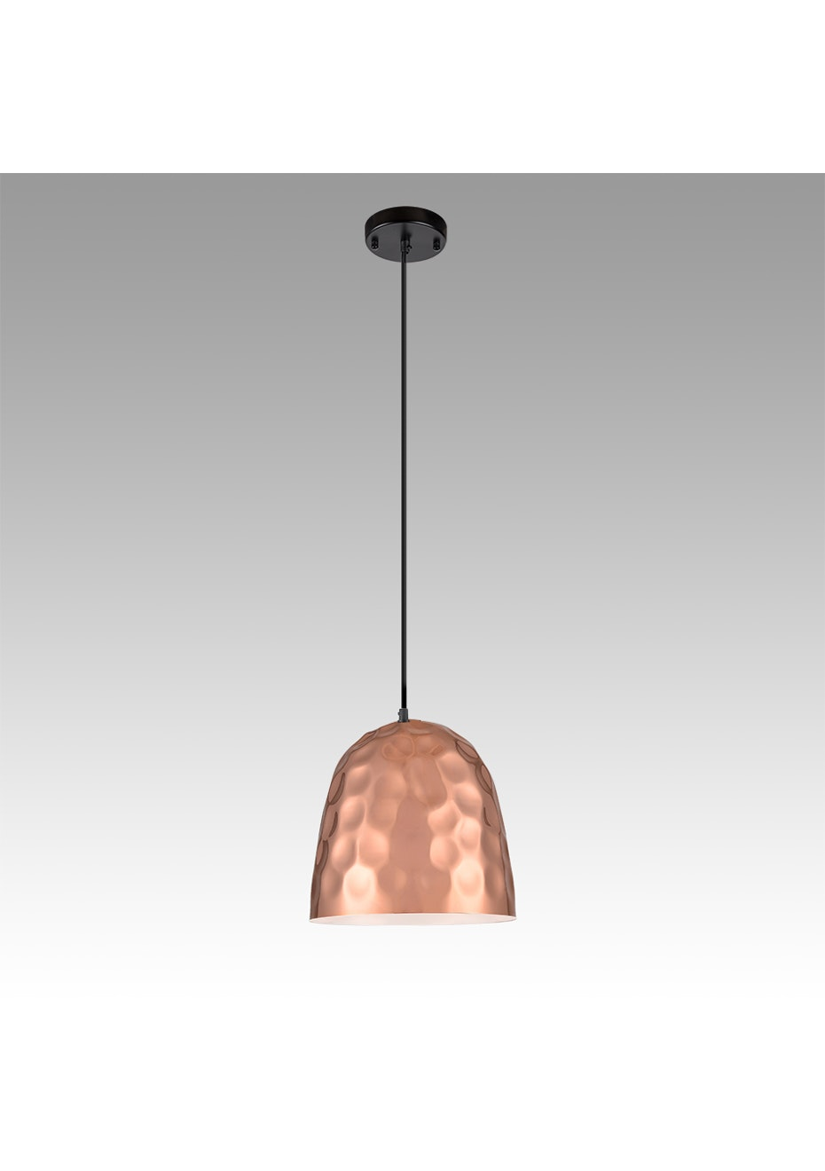 Noozi Beaten Series Pendant - Tall 200