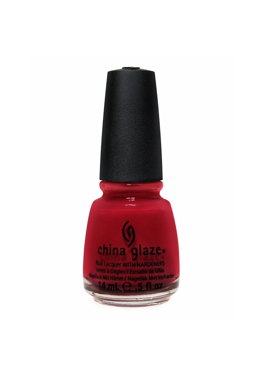 China Glaze #043 VERMILLION
