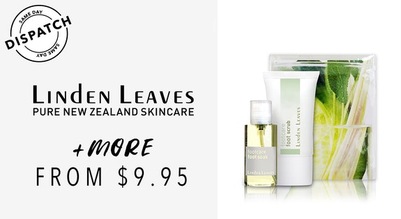 $9.95 Linden Leaves & More