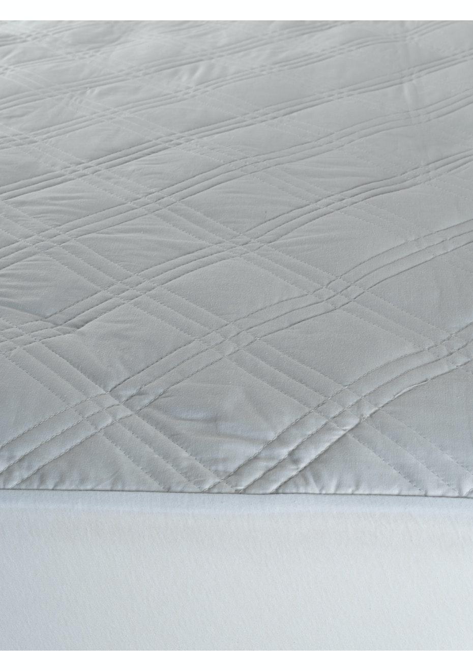 Diamond All Cotton Mattress Protectors - DB