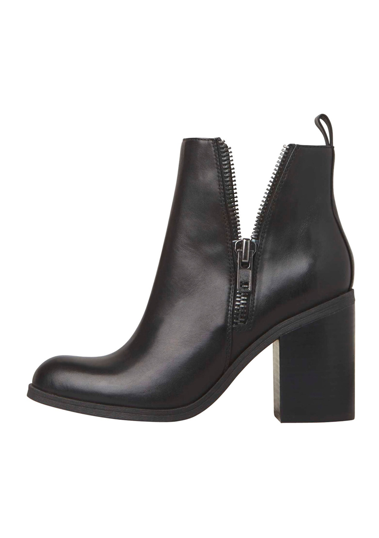 Windsor Smith - Brew - Black Leather