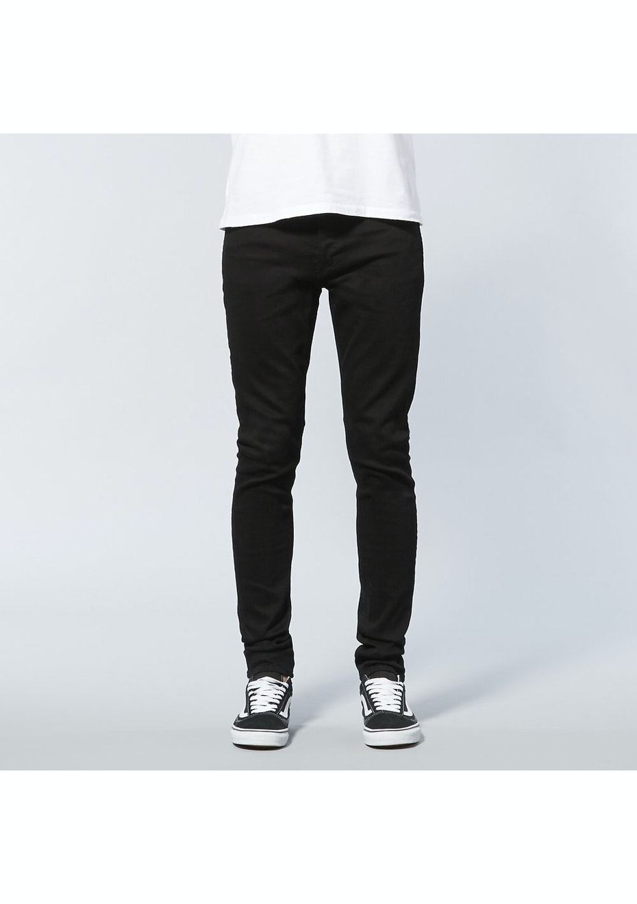 Lee - L0 Skinny  - Prime Black