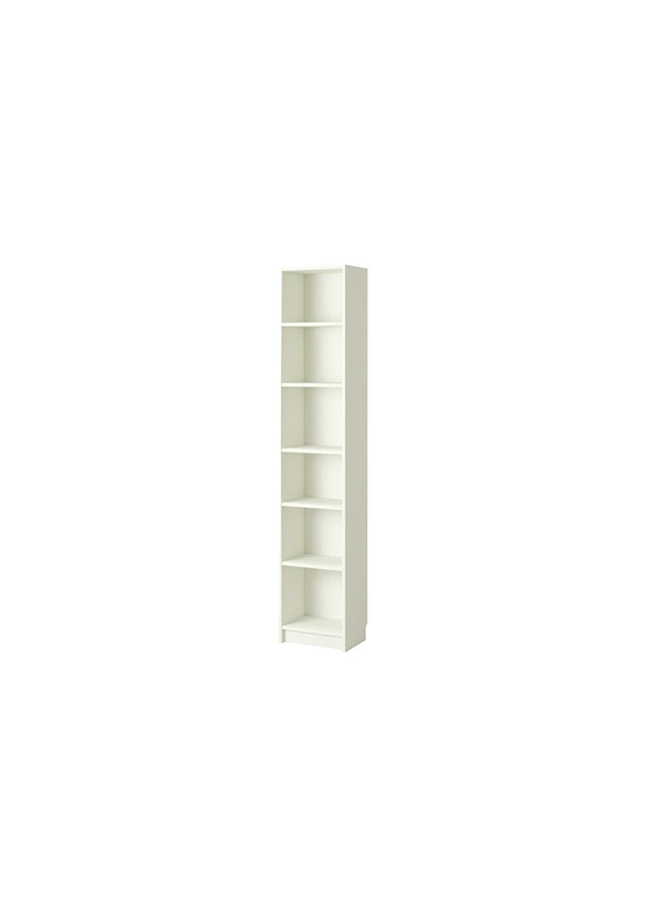 Ikea Billy Bookcase 40x202cm White