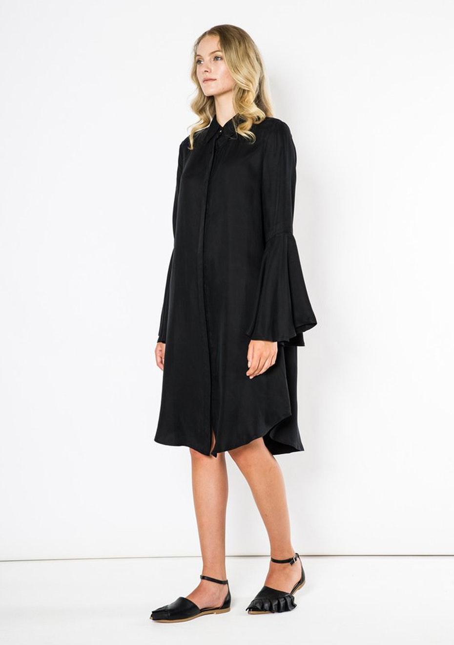 Julian Danger - Bobbie Bell Dress - Black