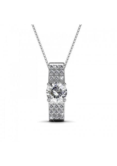 Royale Pendant Necklace Ft Swarovski Elements