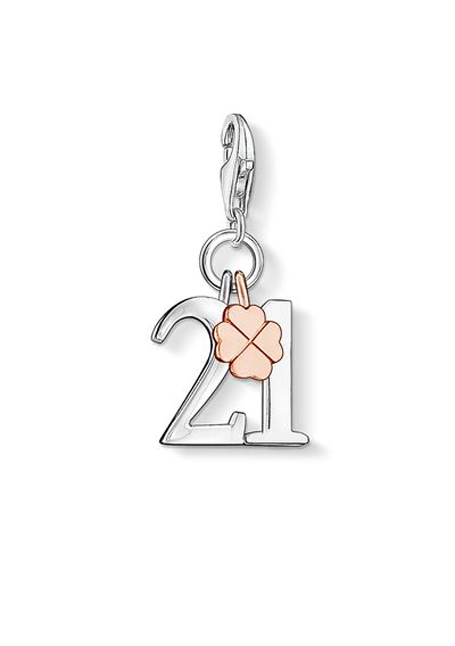Thomas Sabo  - Charm Club - Lucky Number 21 Rgp