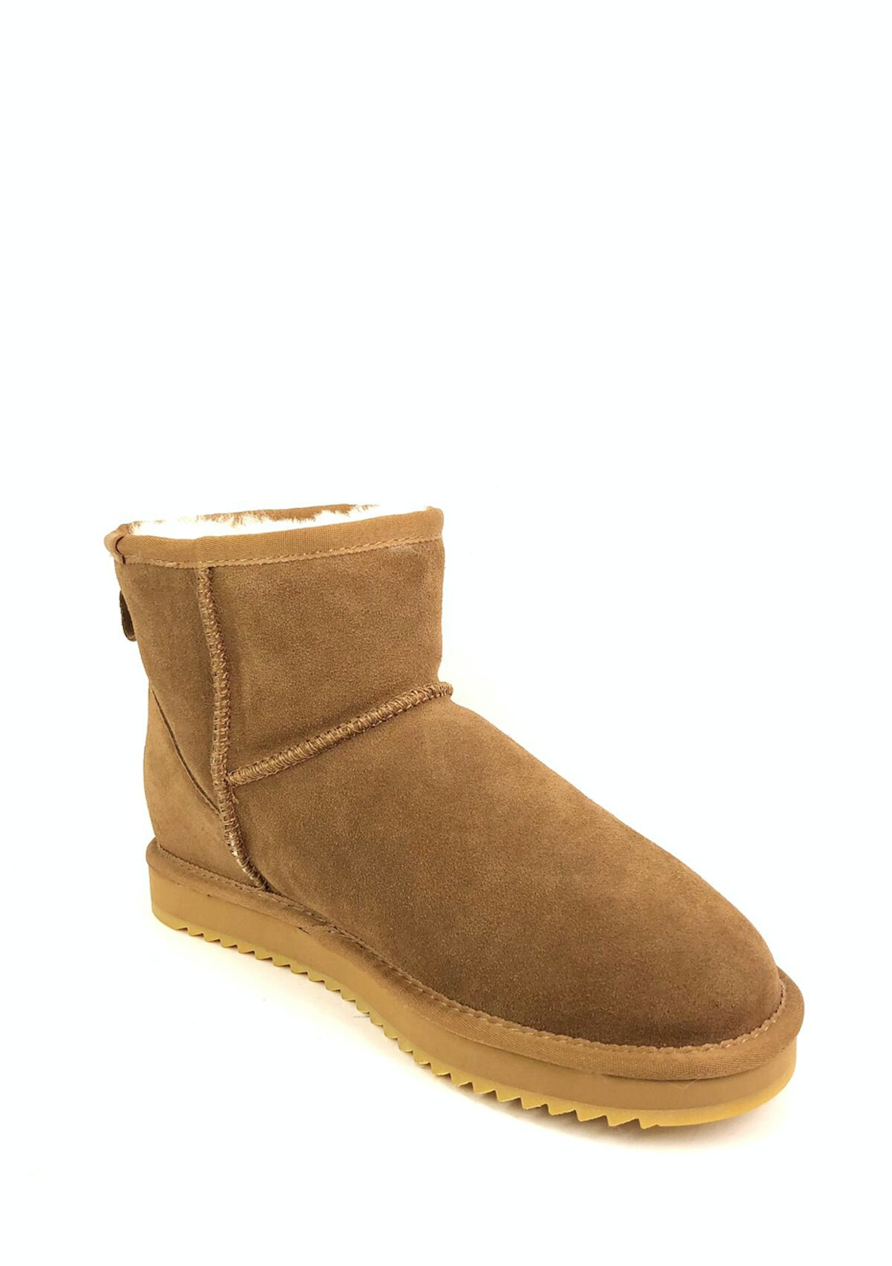 online retailer d61cb 6eda2 Oz Natives UGG - Womens Ultra Short Suede - Chestnut