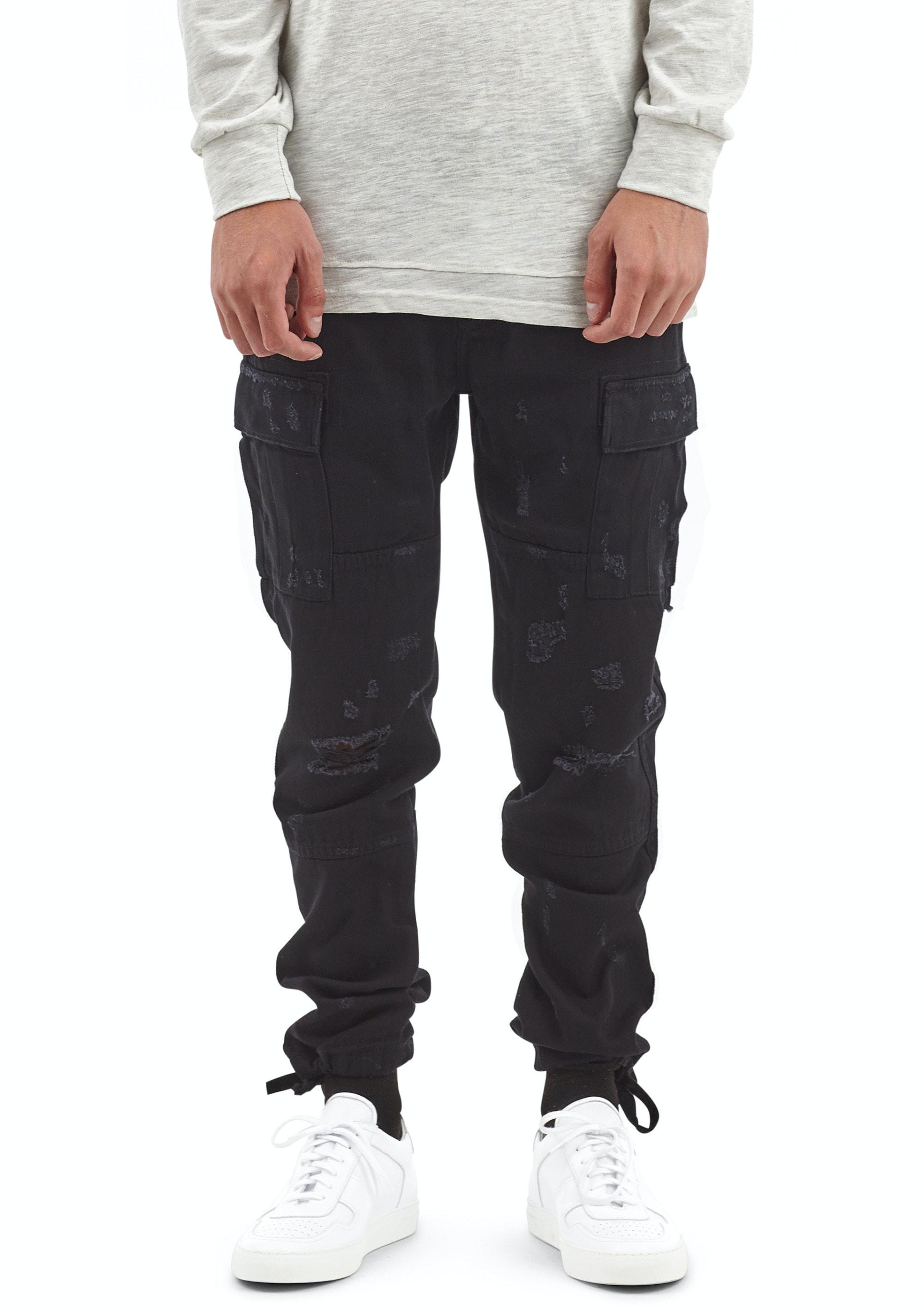 I Love Ugly - CARGO PANT - BLACK