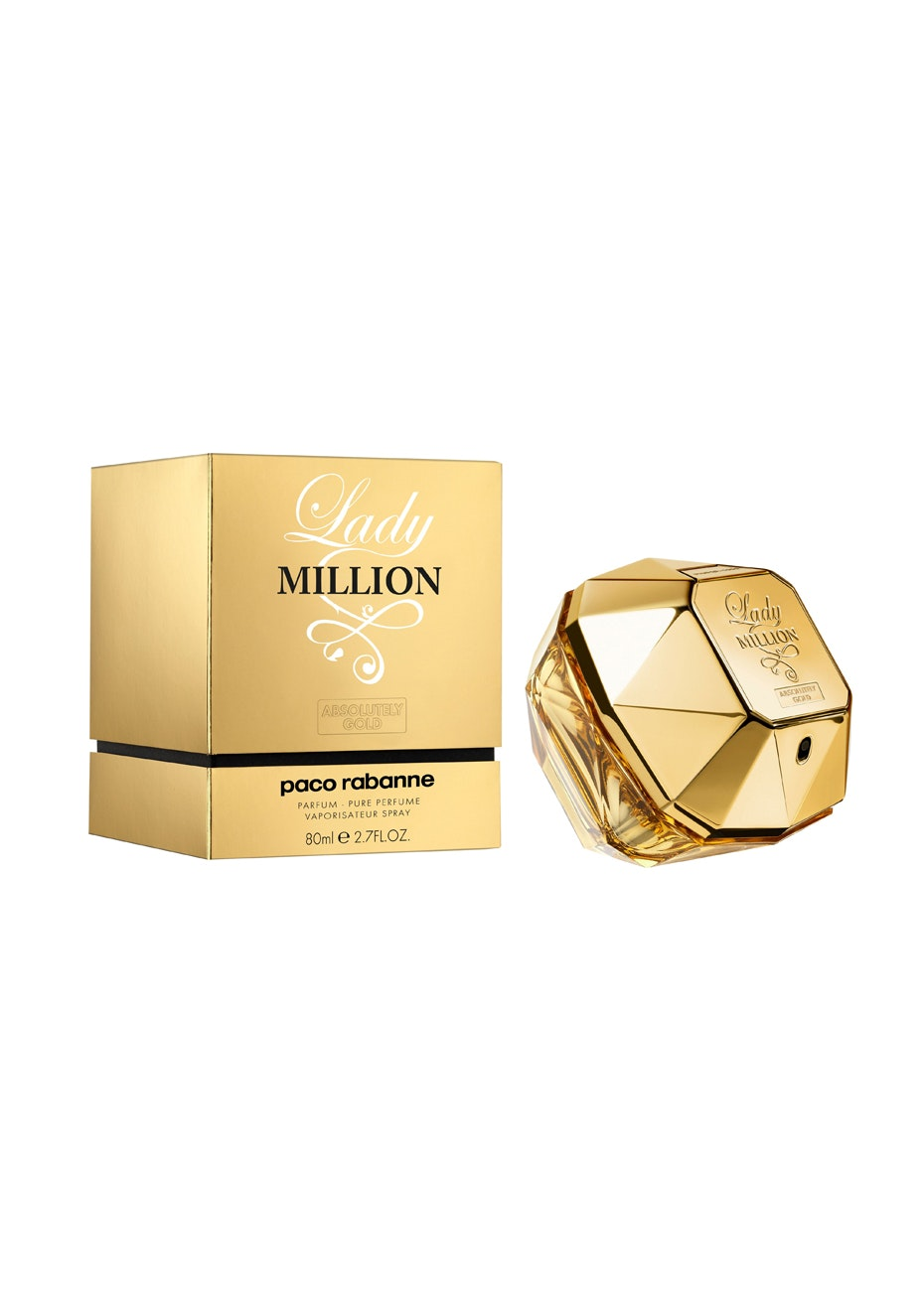 Paco Rabanne Lady Million EDP 50ml (W)