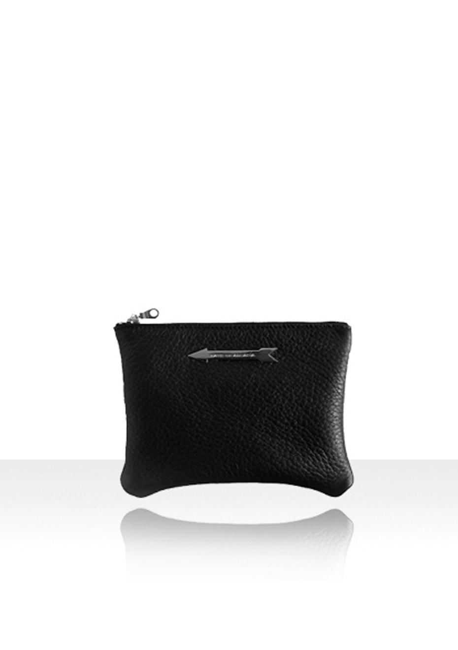 Kate Of Arcadia - Arrow Mini Purse - Deer Leather