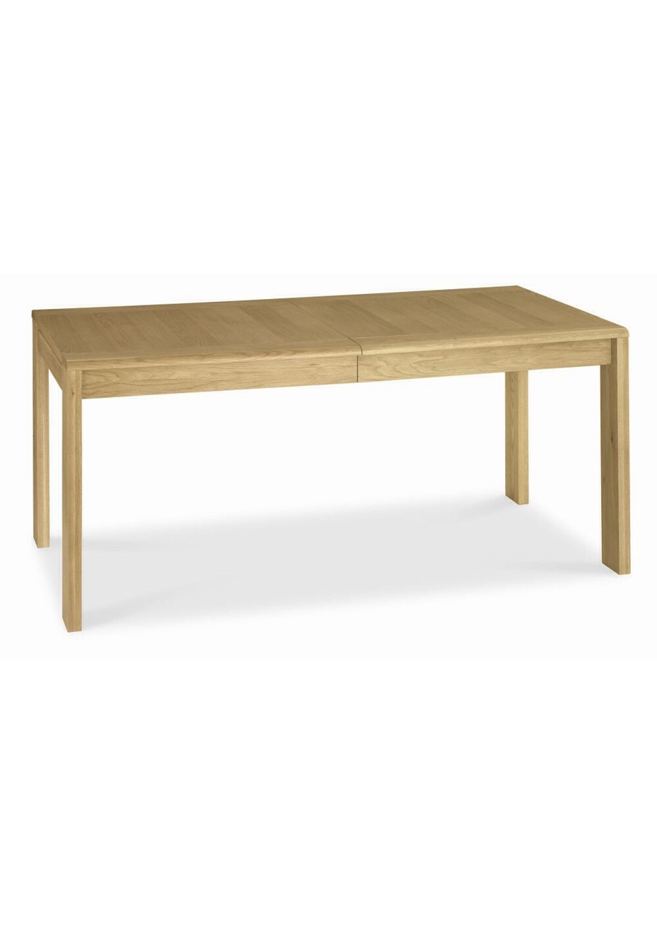 Furniture By Design - Casa Oak Extension Table- Light Oak
