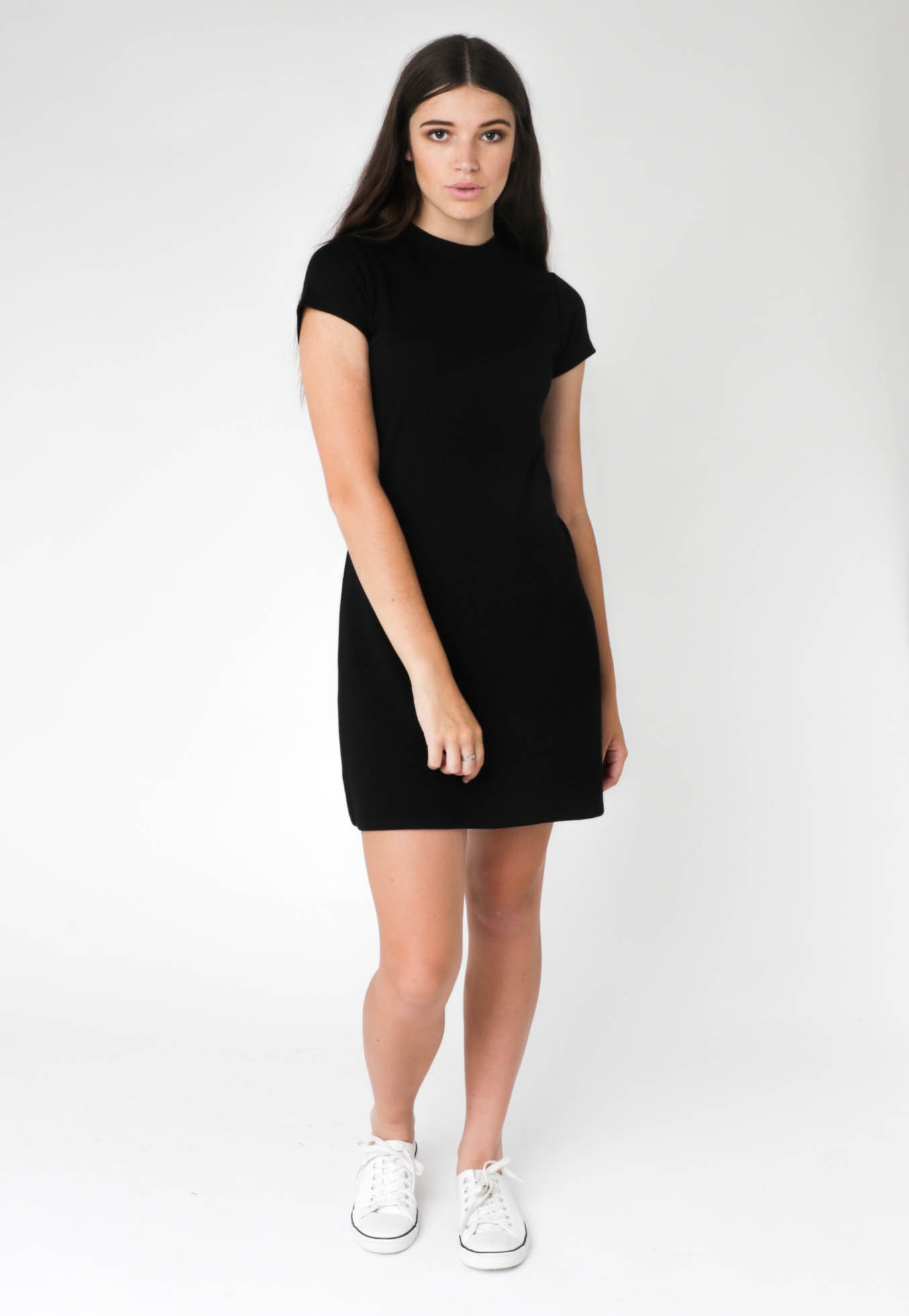 Silent Theory - Running Free Dress - Black