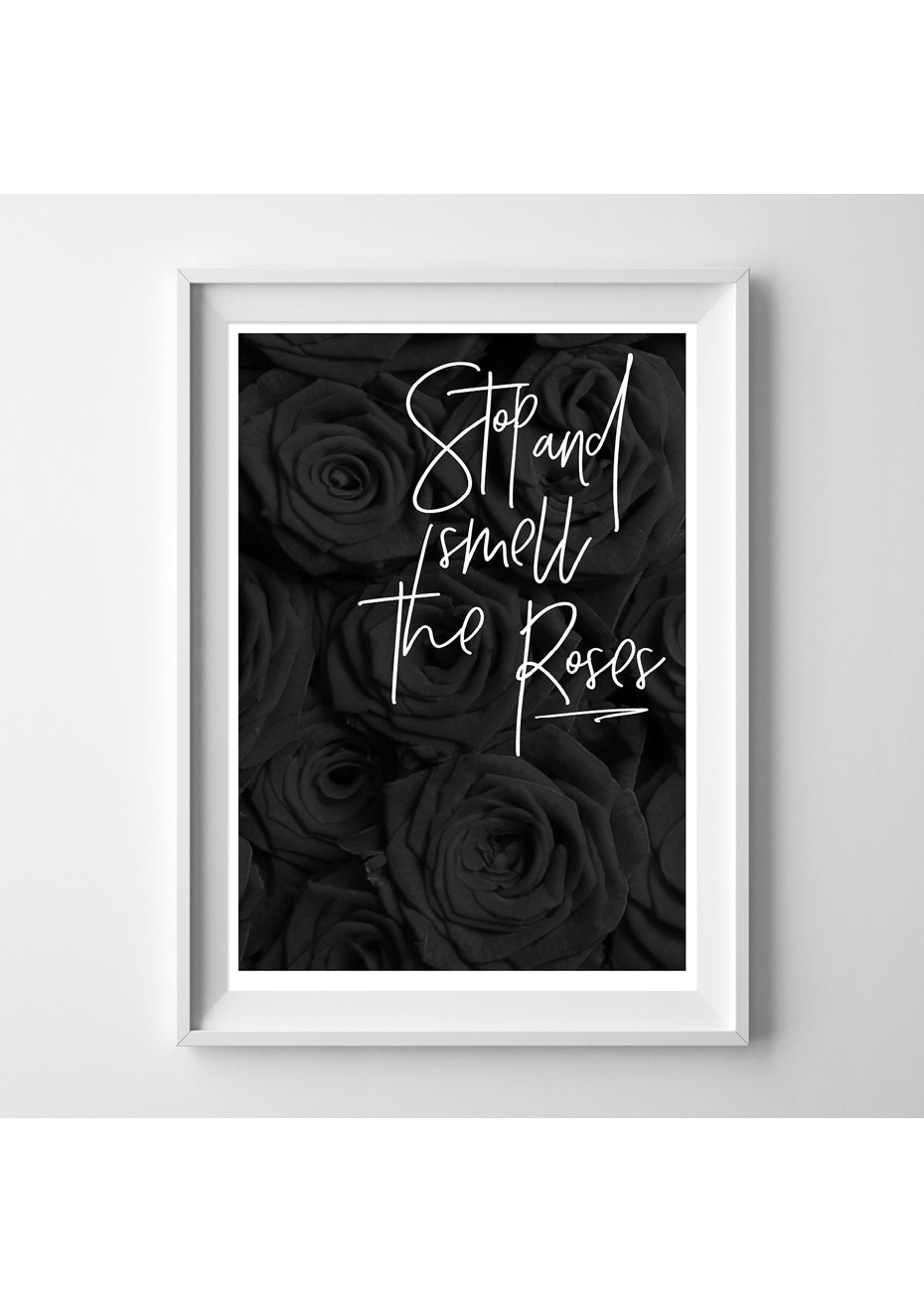 Simply Creative - Smell The Roses - A4 Colour Print