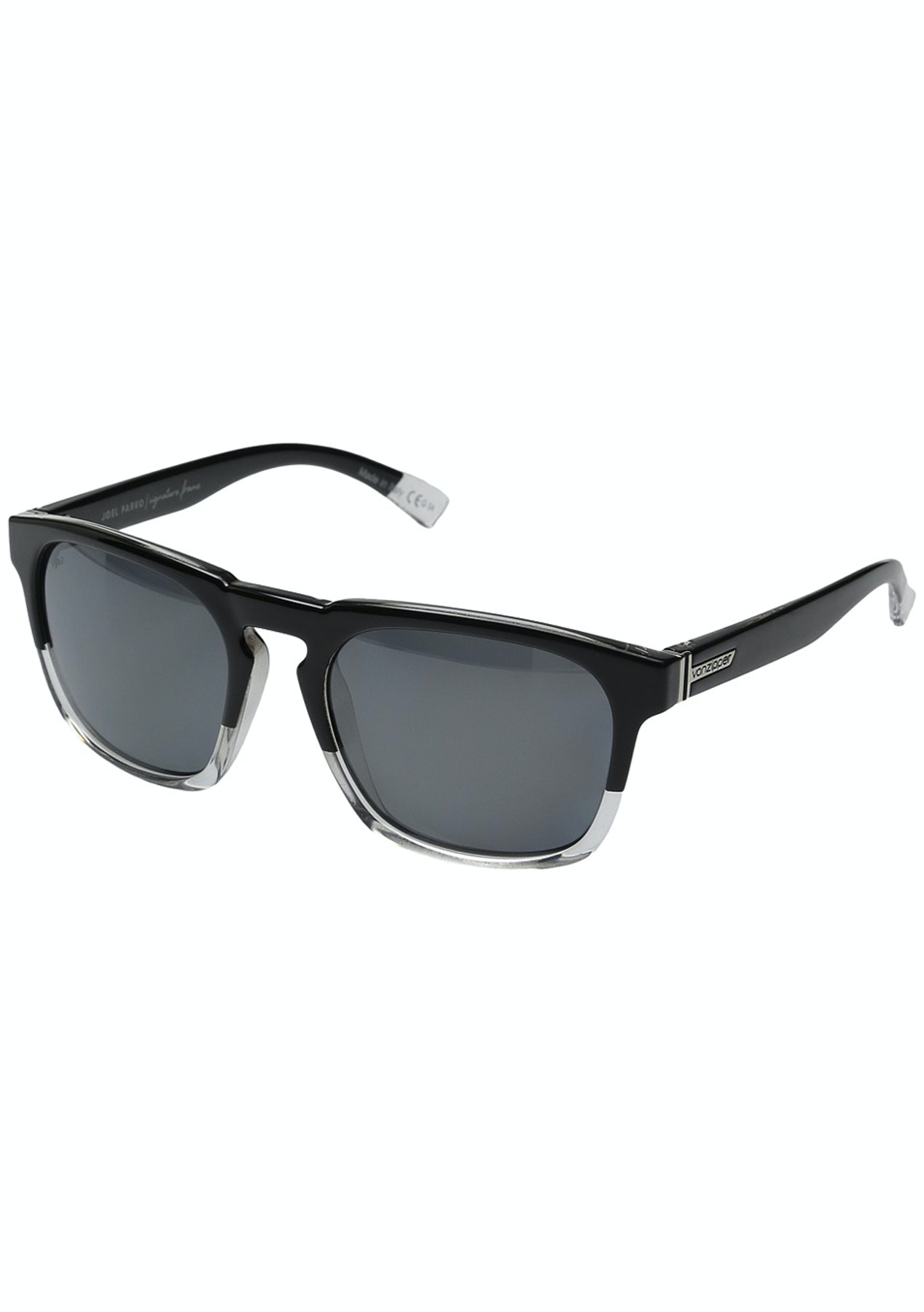 4b4bae85b70 Von Zipper - Banner JP Black Crystal Polarised - The Big Sunglasses Sale -  Onceit