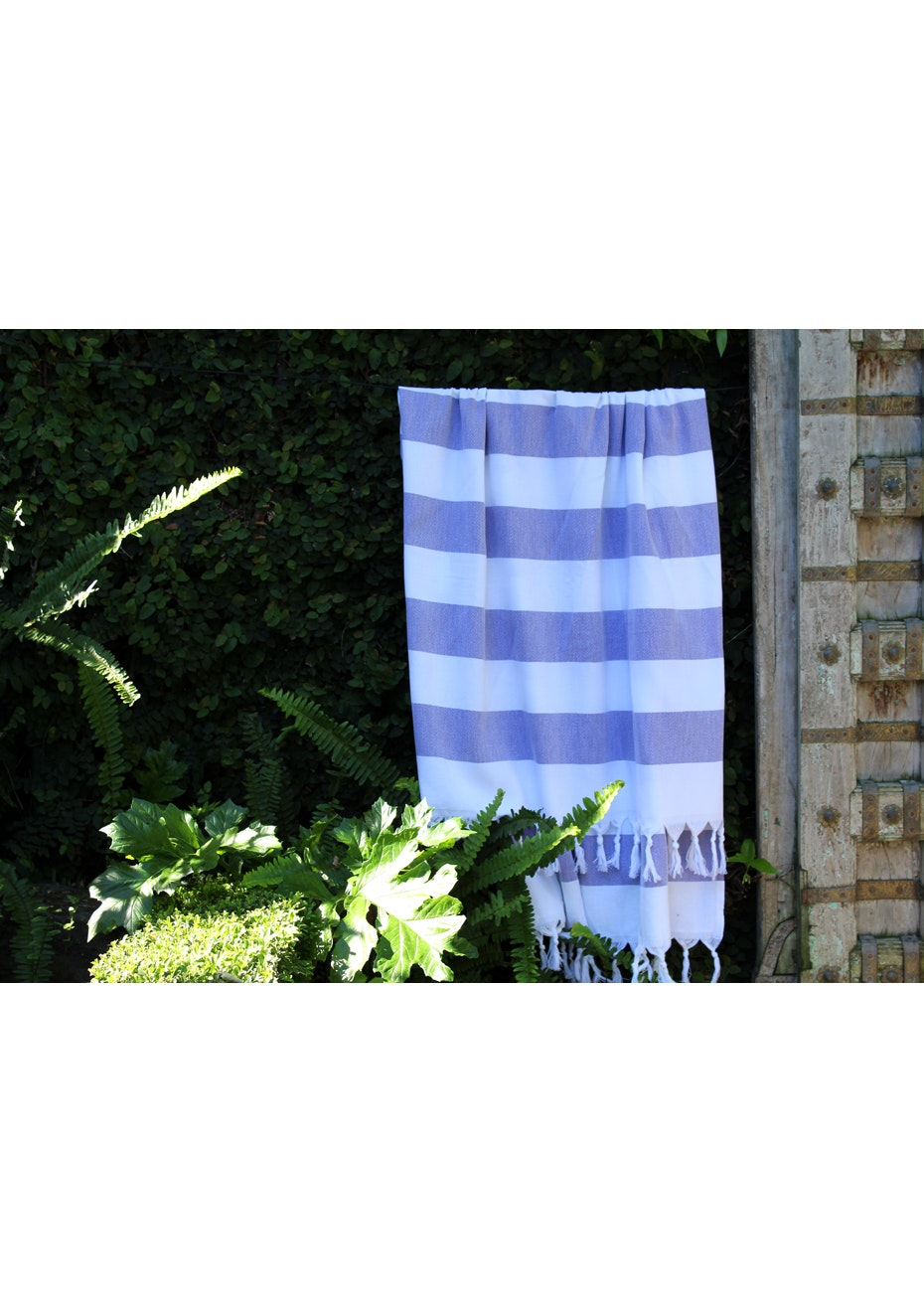 Cabana Violet Turkish Towel