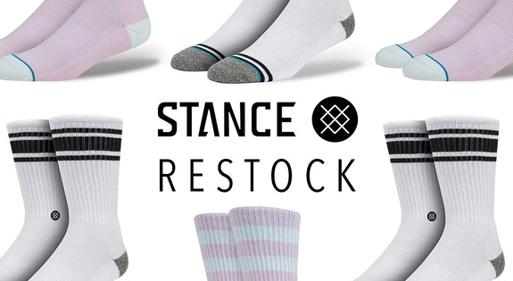 Stance RE-STOCK