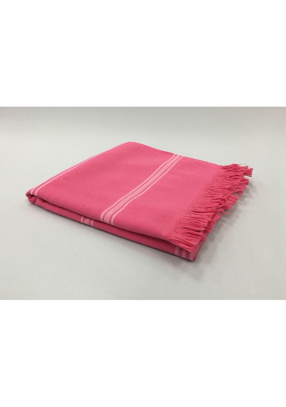 2 Pack Pink Cotton Turkish Towel