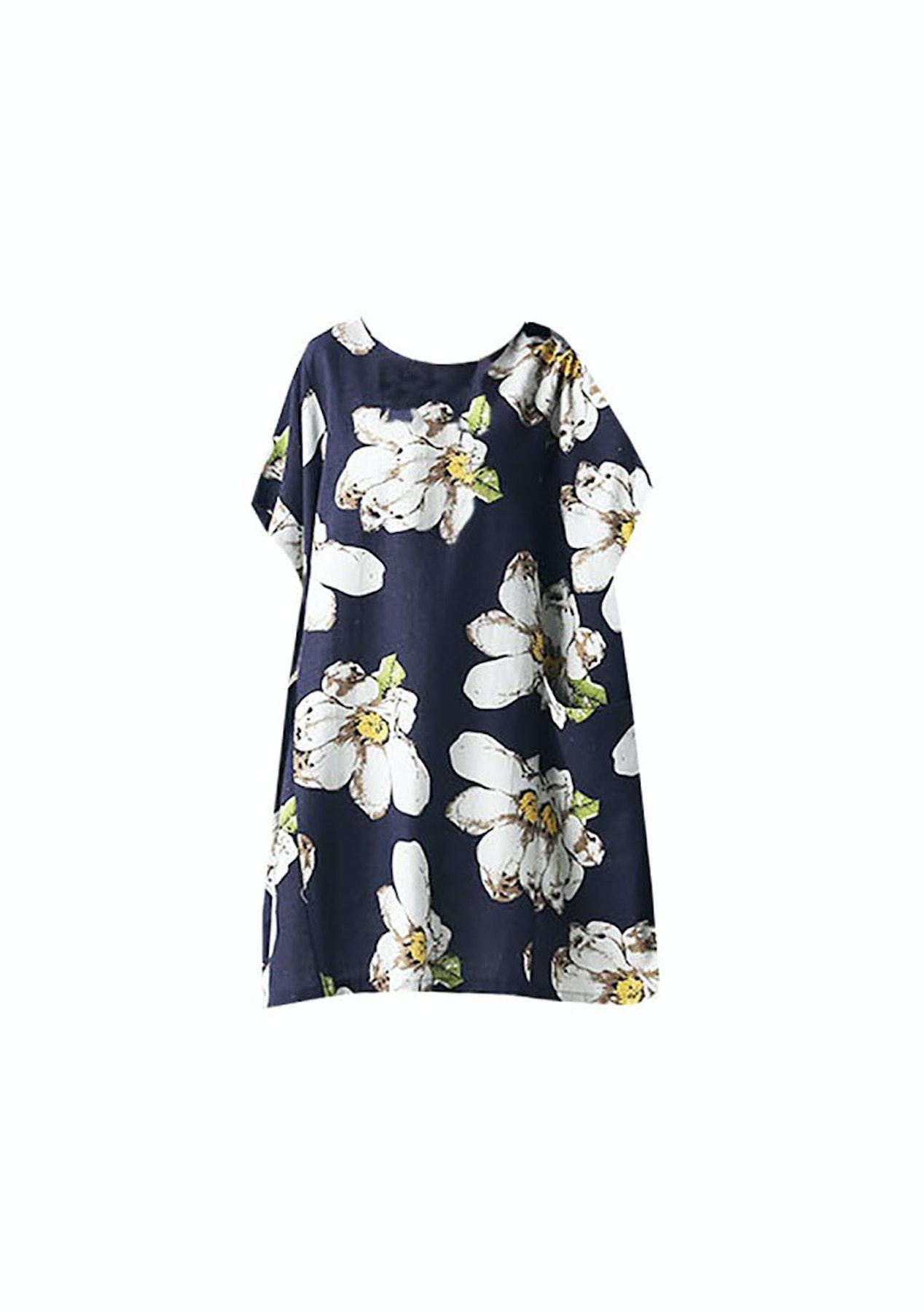 c5f8f4f58 Alyssa Floral Linen Dress - Floral Print - PRESALE Wardrobe Refresh FROM  $29.95 - Onceit