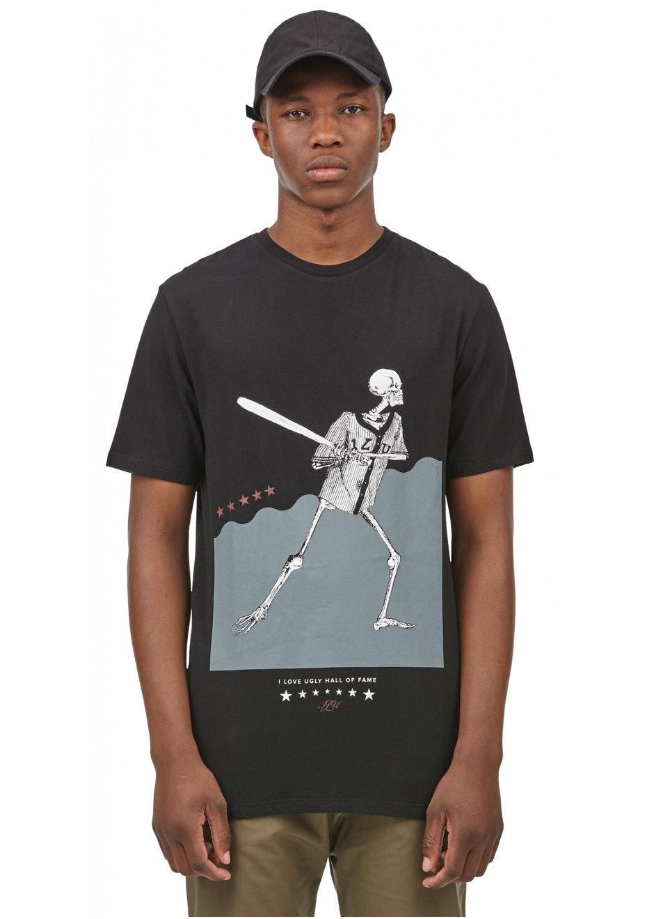 I Love Ugly - Hall Of Fame Tshirt - Black