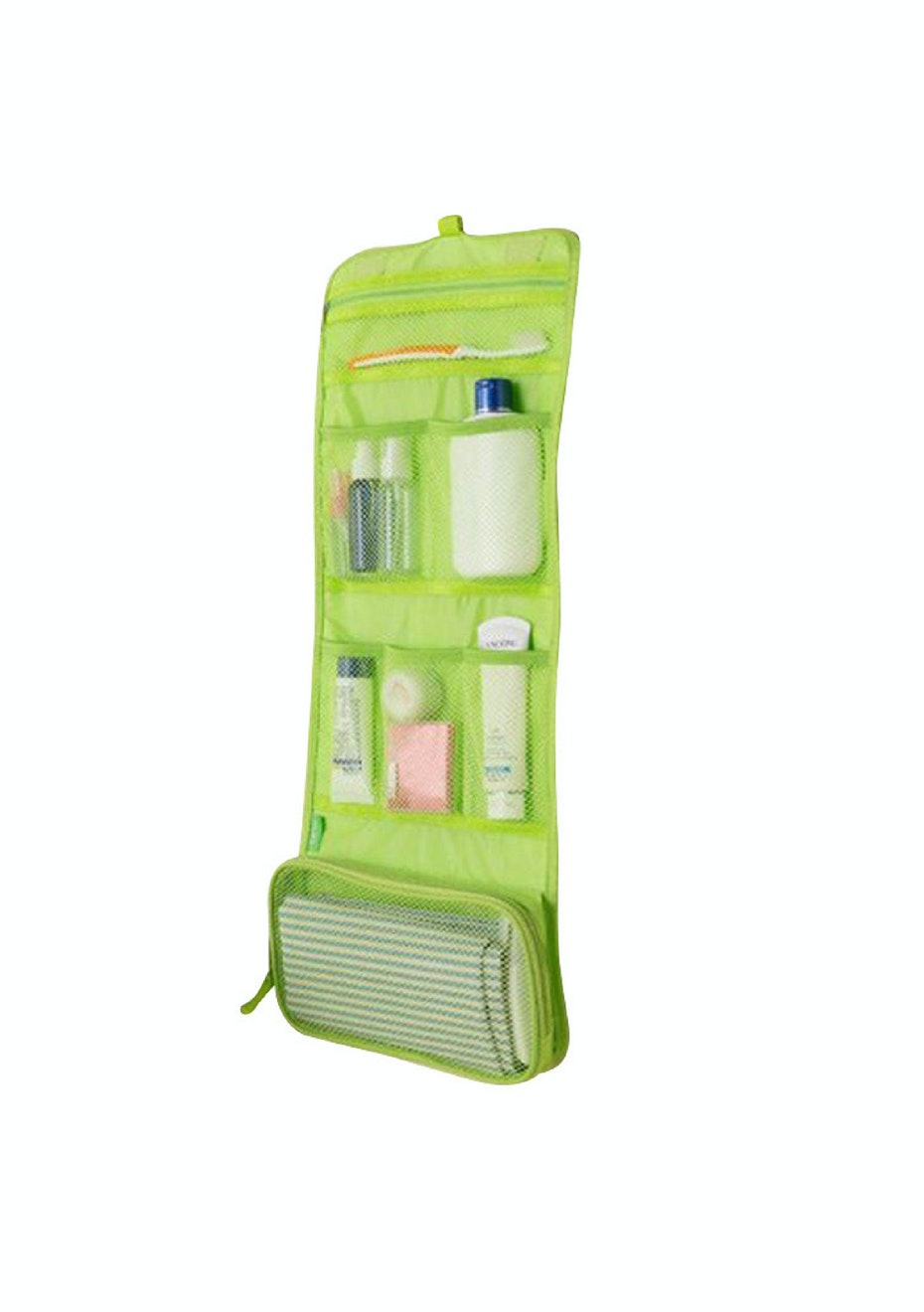 Cosmetic Toiletry Travel Bag & Organiser -Folding/Hanging