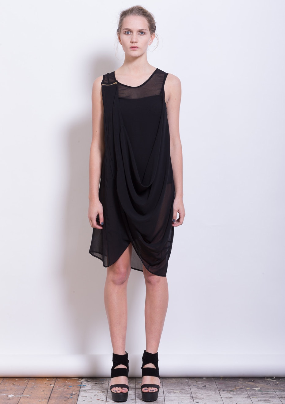 X-Plain - Magical Display Dress - Black