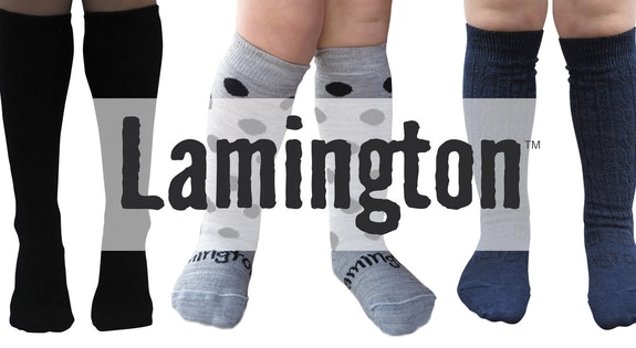 Lamington Socks for the Family