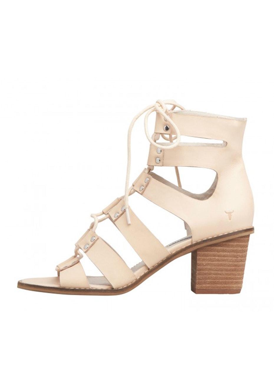Windsor Smith - Vine - Seashell Leather