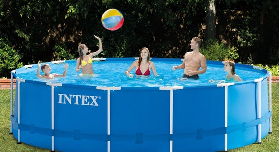Image of the 'Intex Inflatables from $9.95' sale