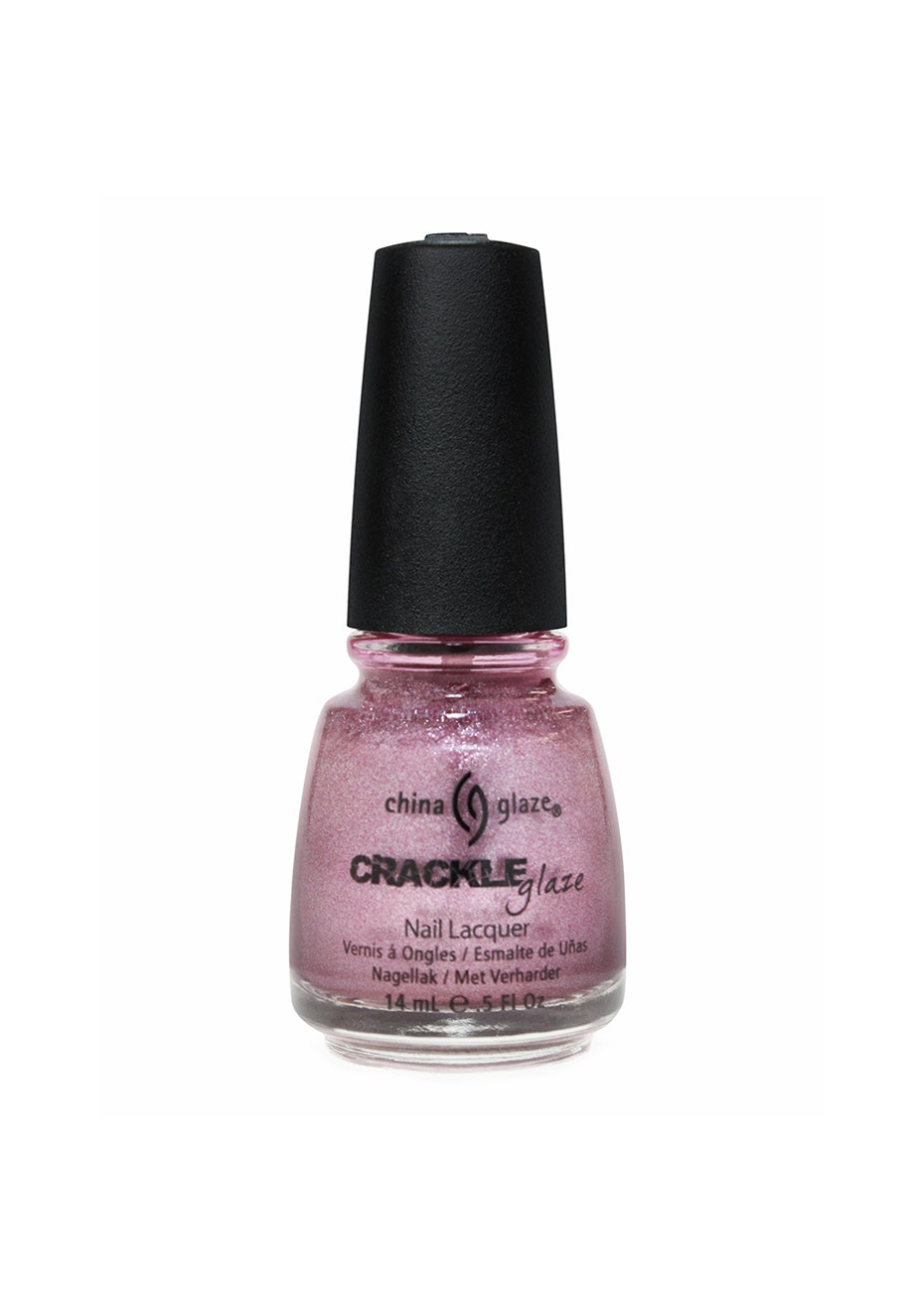 China Glaze Crackle Metals Collection #1046 HAUTE METAL