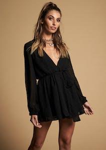 d09d1ca9a90 Lioness - Flaunt It Dress - Black