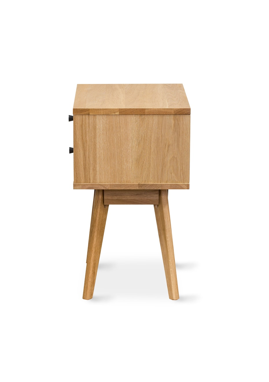 Furniture By Design - Radius 2 Tower  - White and Oak